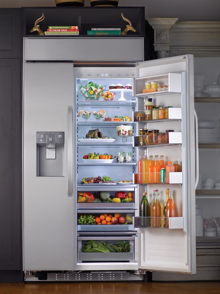 Lssb2691st Lg Studio 42 Quot Built In Side By Side Refrigerator