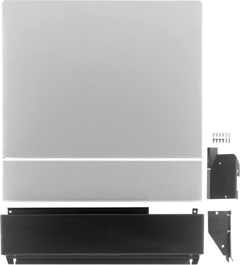 Maytag Dax2000axs Trimless Dishwasher Door Panel Kit