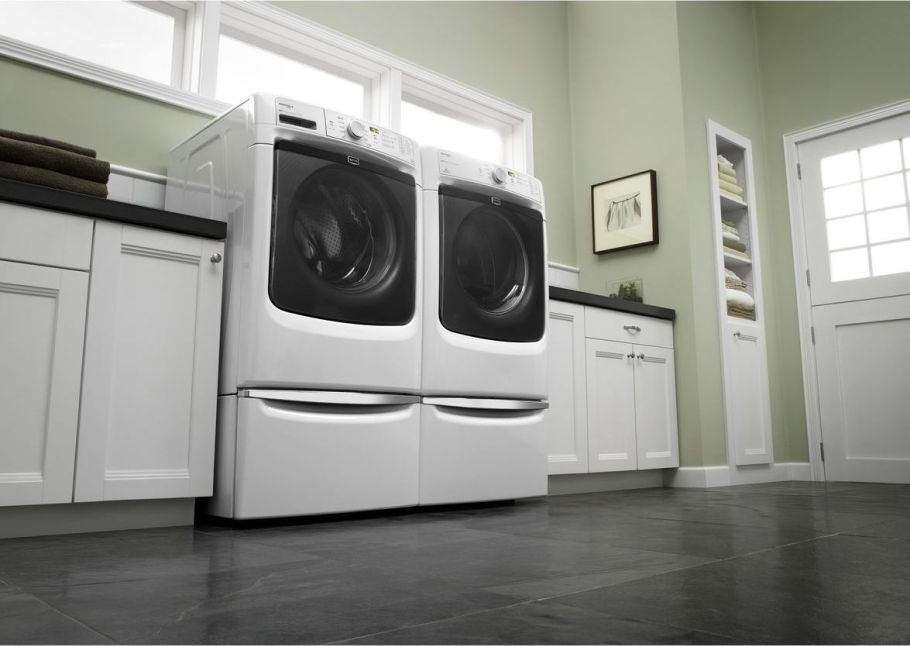 Mhw4200bw Maytag 4 1 Cu Ft Maxima X Front Load Washer White