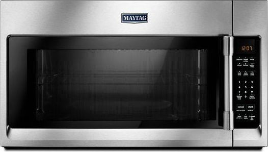 Mmv4206fz Maytag 2 0 Cu Ft Over The Range Microwave