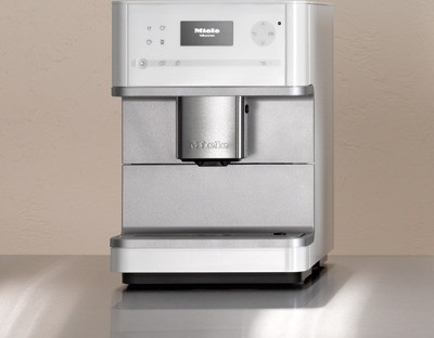 Cm 6110 Wh Miele Coffee Maker With Grinder White Make