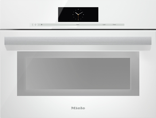 miele dgc6800xlbrws 60cm combi steam oven pureline. Black Bedroom Furniture Sets. Home Design Ideas