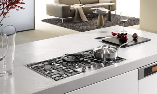 Miele Km2355g 36 Quot Built In Cooktop Flush Mounted