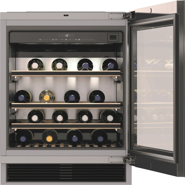 Kwt6312ugs Miele 24 Quot Under Counter Wine Storage Flush