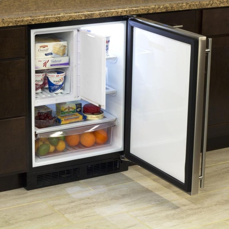 Ml24rfp4lp Marvel 24 Quot Undercounter Refrigerator With