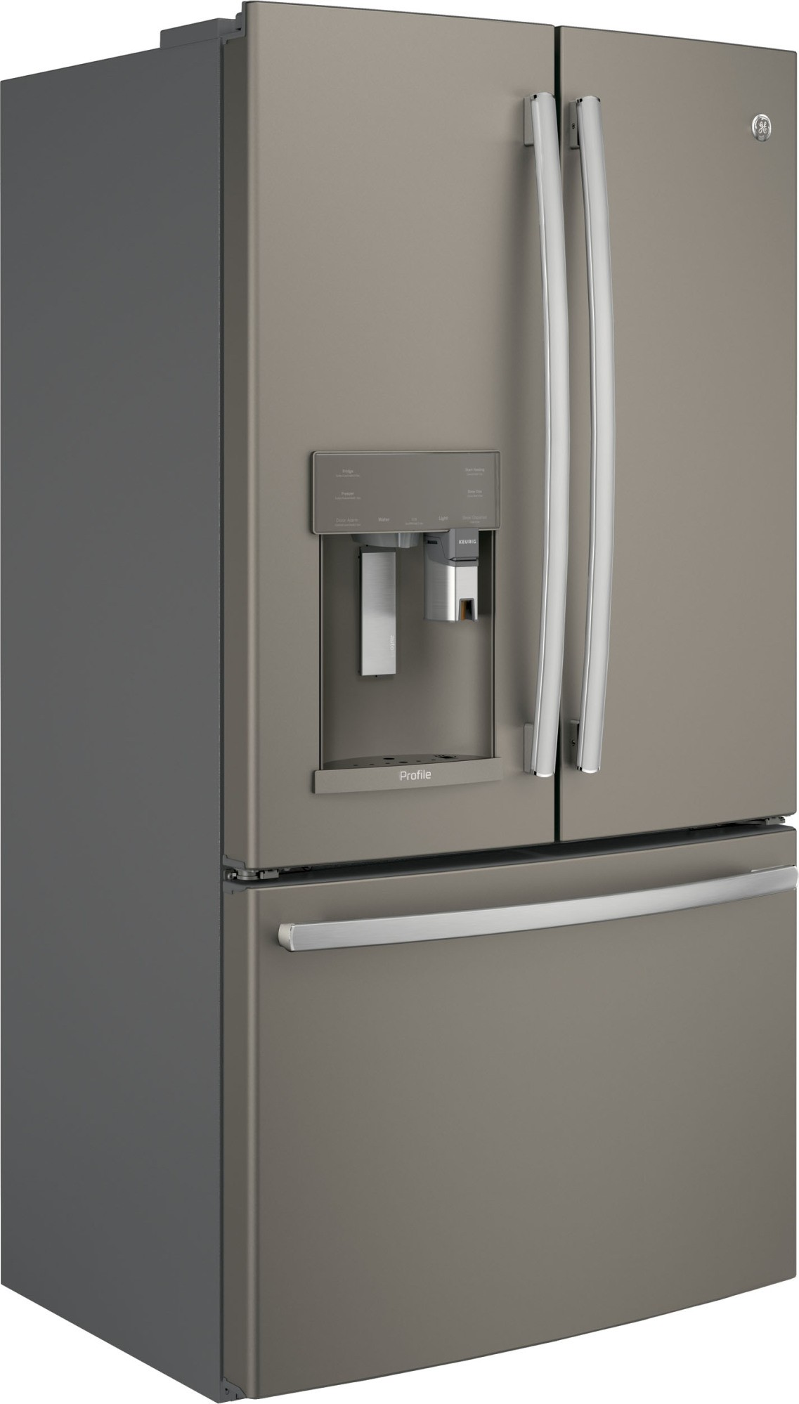 Pfe28pmkes Ge Profile 27 8 Cu Ft French Door