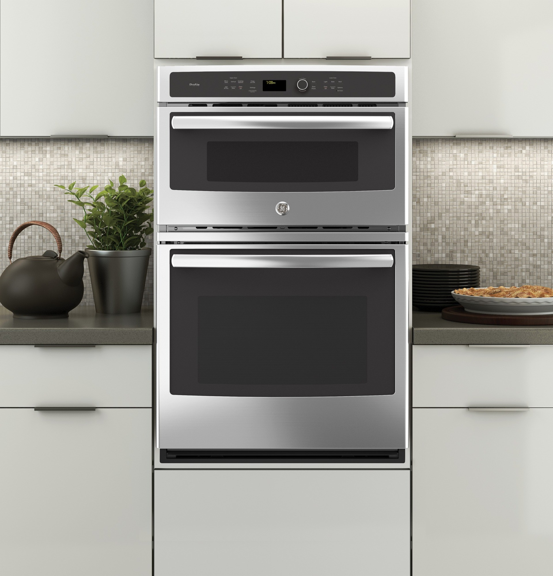 Pk7800skss ge profile 27 built in combination for Kitchen 0 finance deals