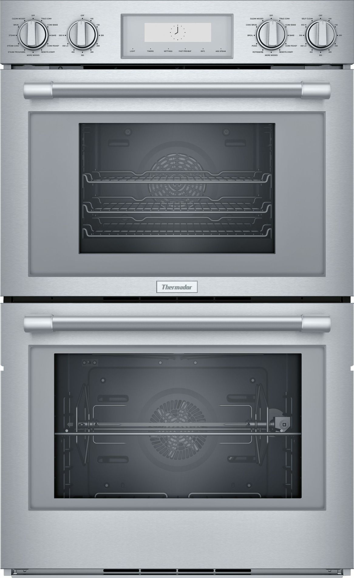Pods302w Thermador Professional Series 30 Oven Steam And