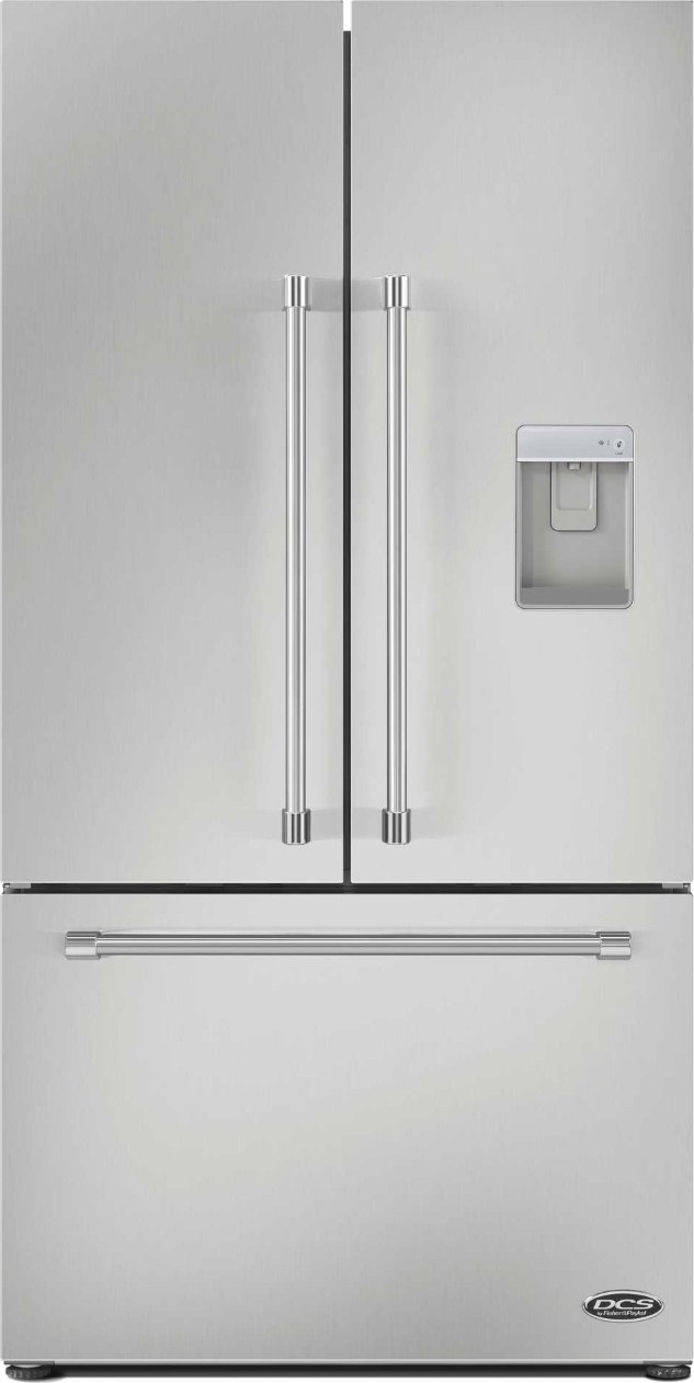 rf201acusx1n fisher paykel 36 20 cu ft counter depth french door refrigerator. Black Bedroom Furniture Sets. Home Design Ideas