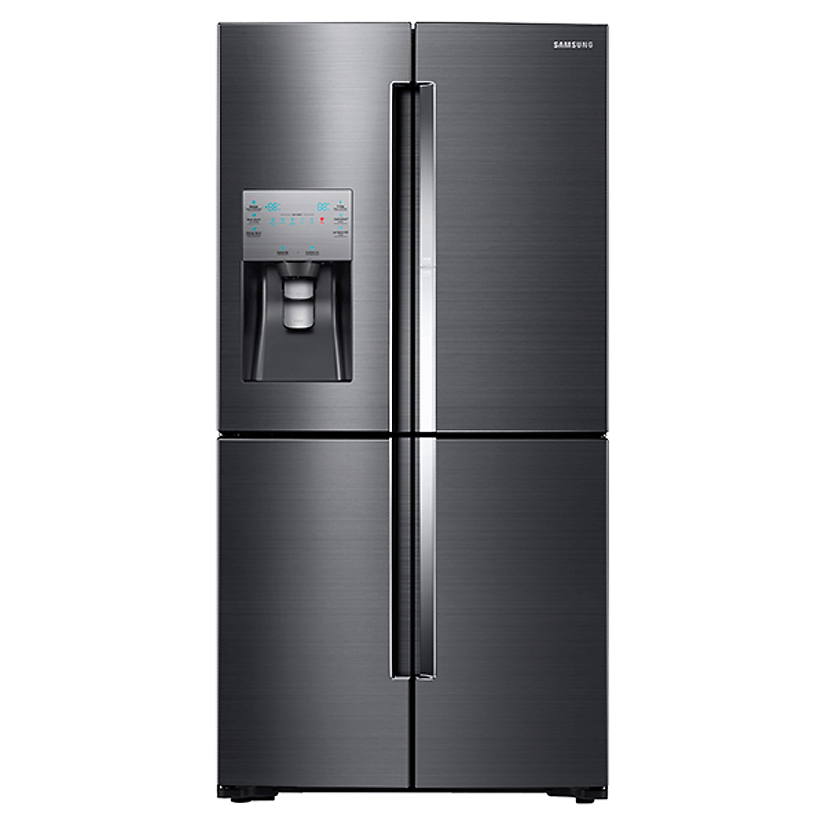 Rf28k9380sg Samsung 36 Quot 4 Door French Door Refrigerator