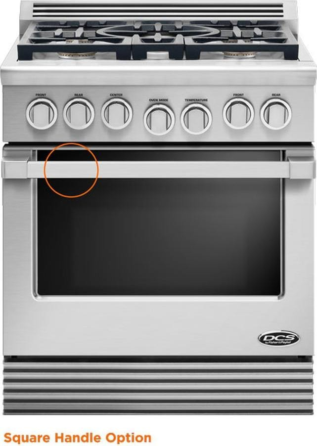 Rgv305n Dcs Pro 30 Quot Slide In Gas Range 5 Sealed Burners