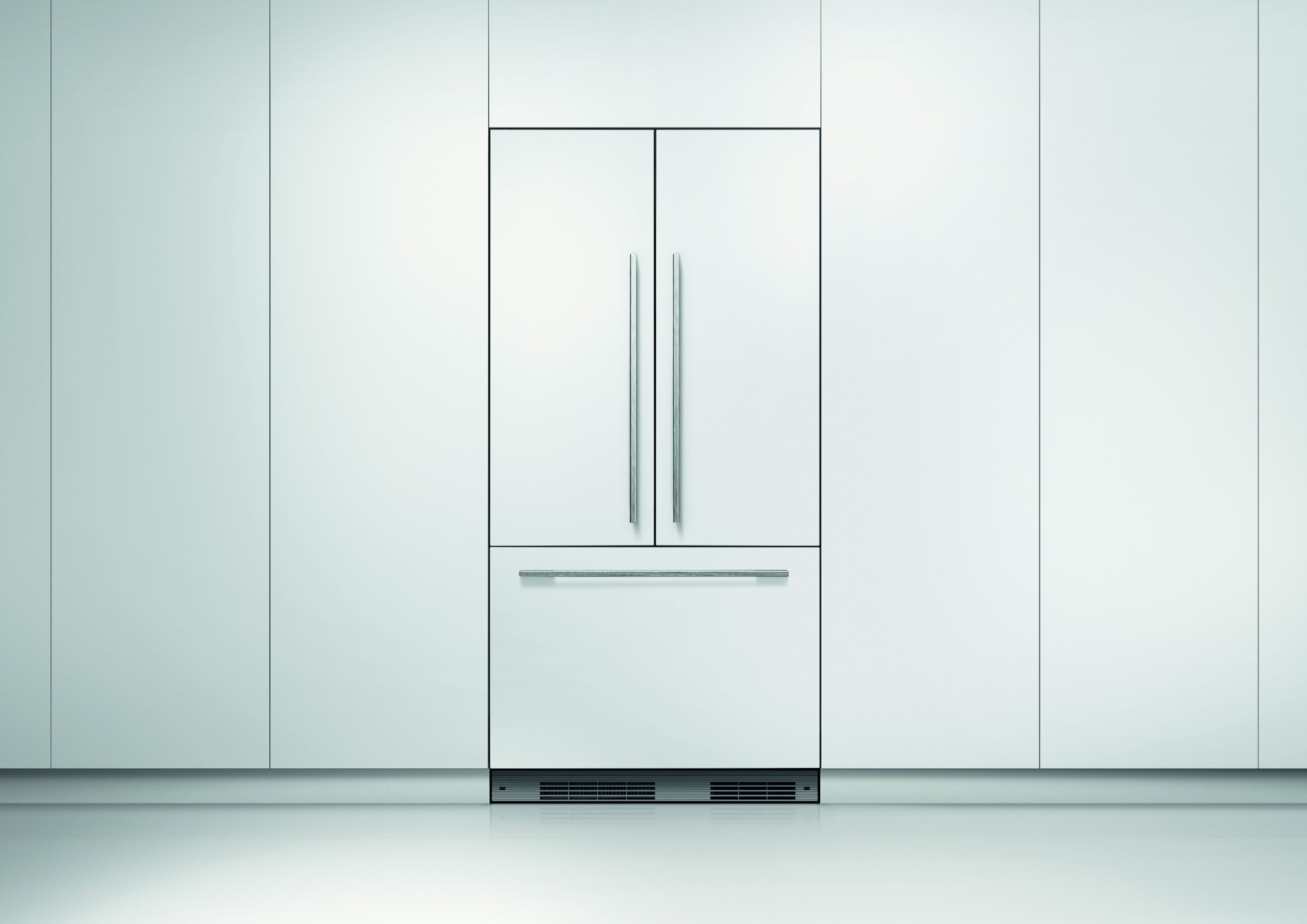 Rs36a72j1n Fisher Paykel 36 Built In French Door Refrigerator