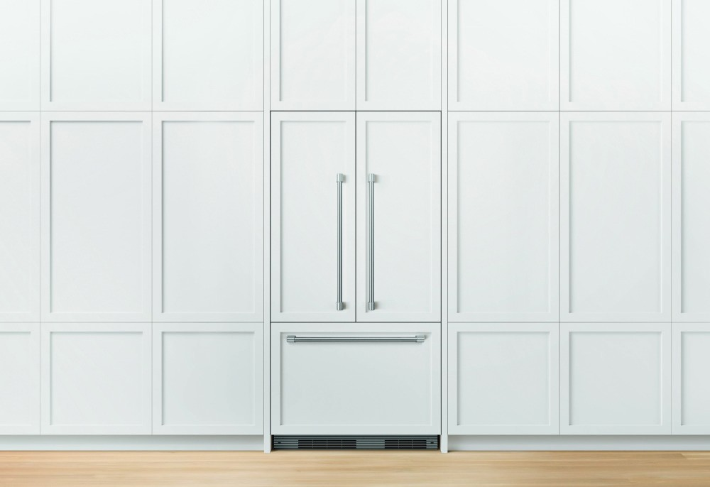Rs36a72jc1 Dcs 36 Quot Built In French Door Refrigerator