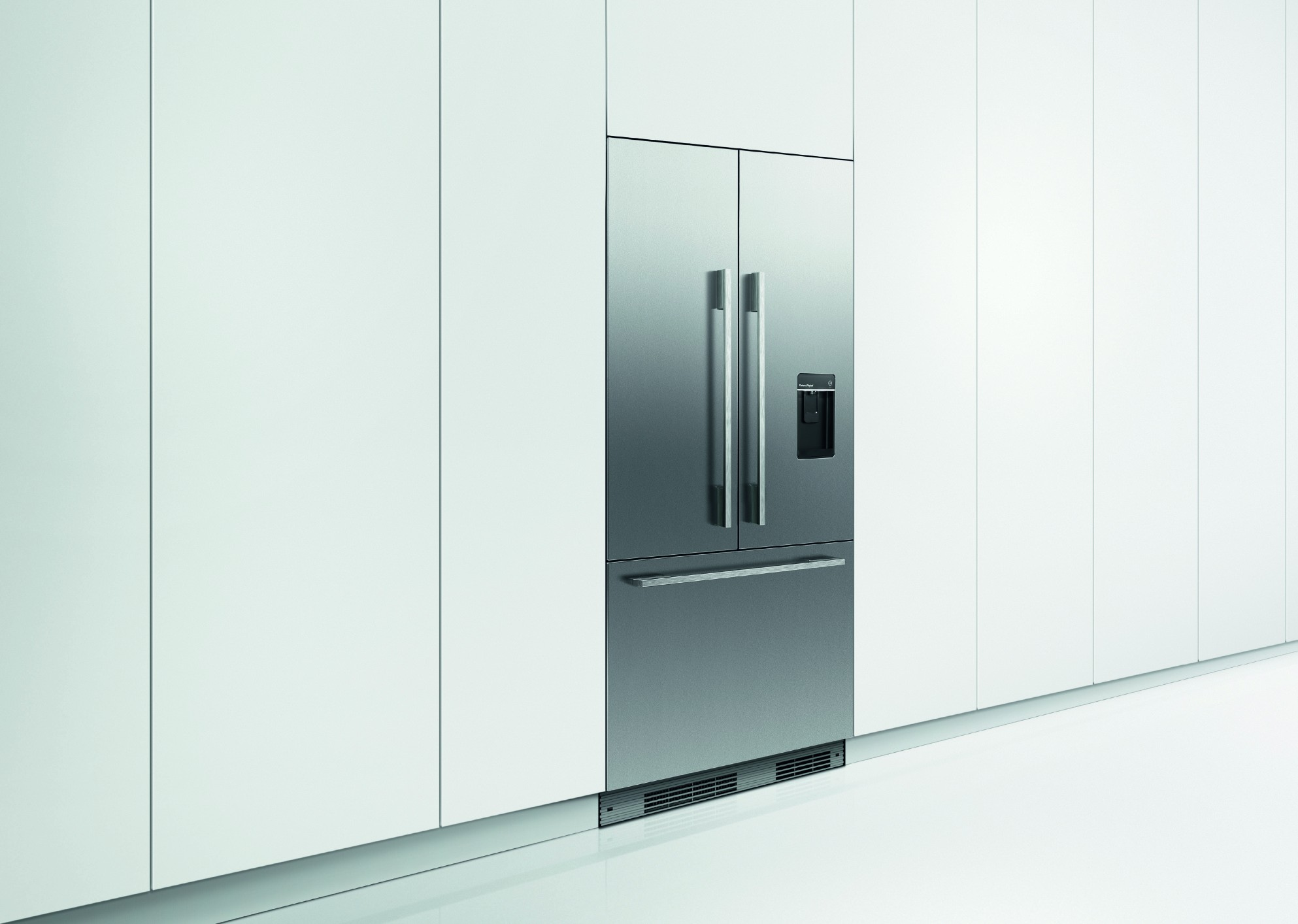 Rs36a72u1n Fisher Paykel 36 Built In Counterdepth French Door