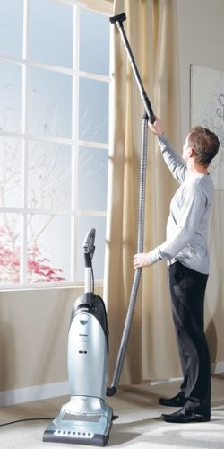 Miele Swing S7580 Upright Vacuum Cleaner W Free