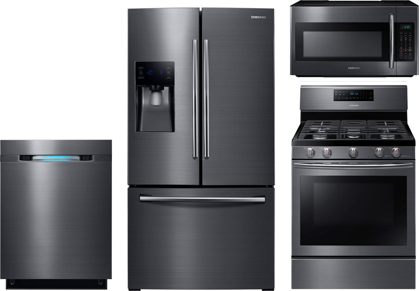 Kitchen Appliance Packages Gas Range