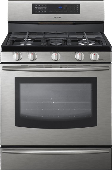 Samsung Fx710bgs 30 Quot Freestanding Gas Range With 5 Sealed