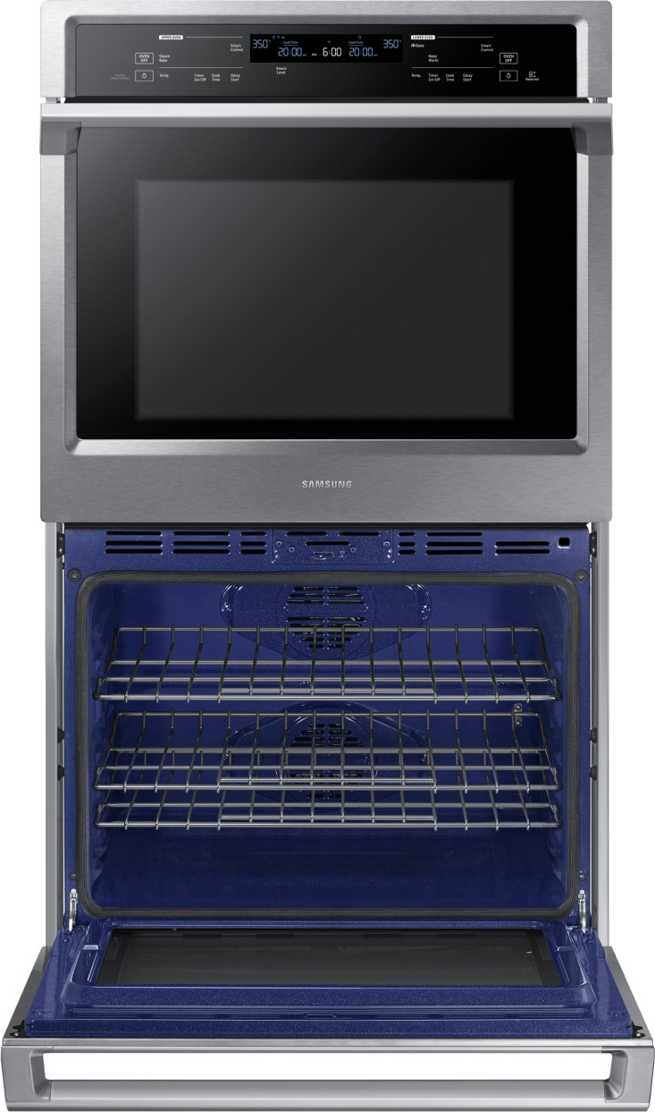 Nv51k6650ds Samsung 30 Quot Double Wall Oven Dual