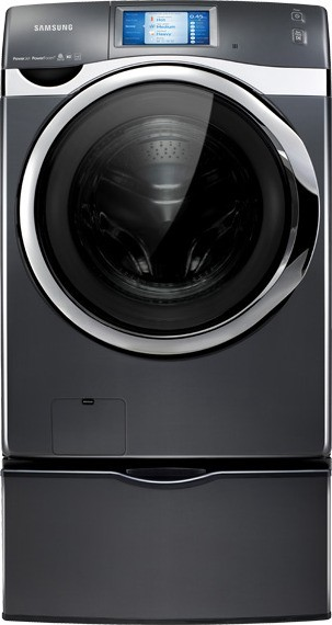 Samsung Wf457argsgr 27 Quot Front Load Washer With 4 5 Cu Ft