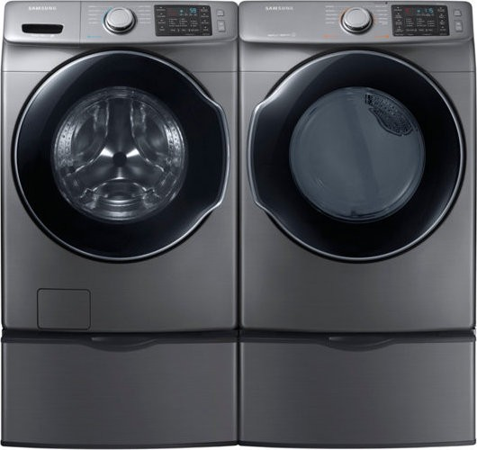 Front Load Washer With Steam Cycle Tap To Expand Main Feature