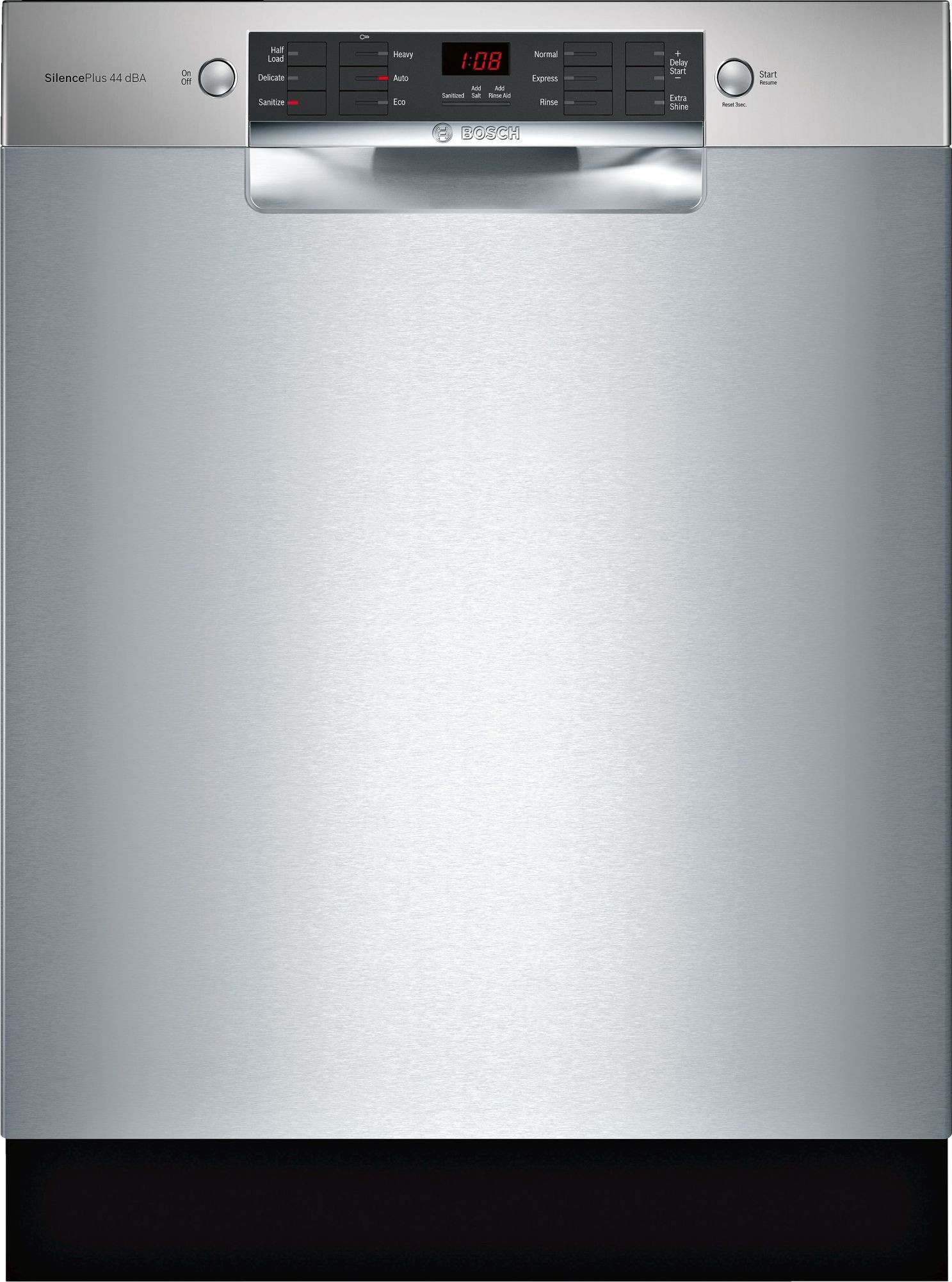 Bosch Shx68t55uc 800 Series Stainless Steel