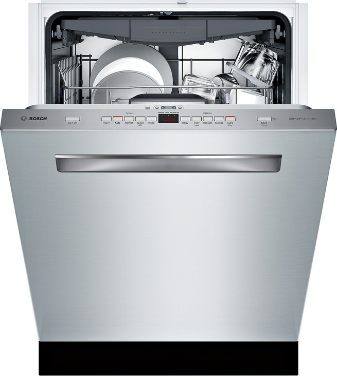 shp865wd5n bosch 500 dlx dishwasher 44 db 5 5 cycles. Black Bedroom Furniture Sets. Home Design Ideas