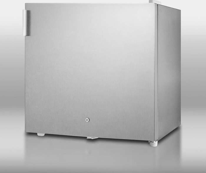 Summit Fs20lcss7 1 6 Cu  Ft  Upright Freezer With Manual