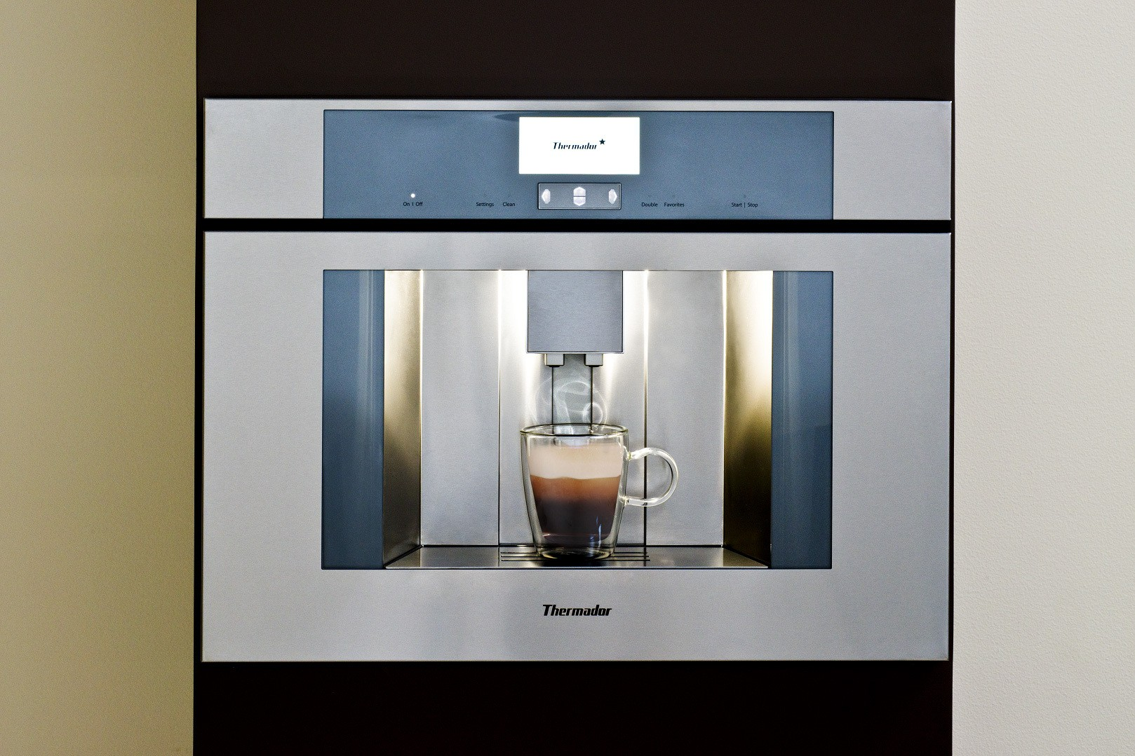 a youtube plumbing coffee world macchiato machine perfect caffe miele maker time watch plumbed class every