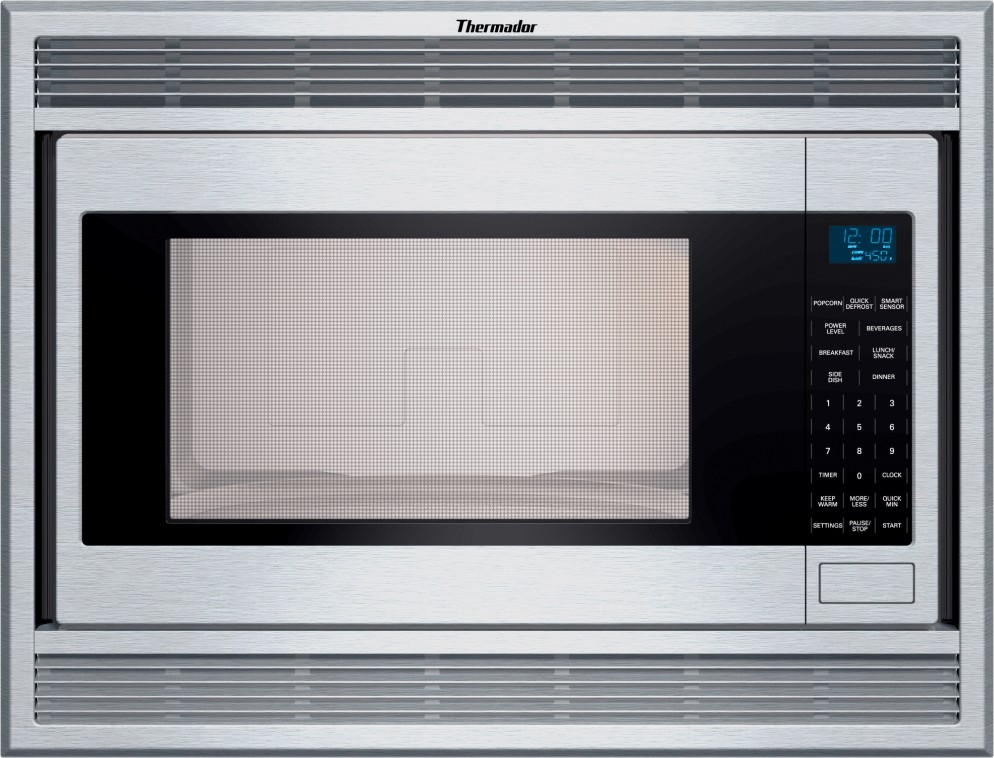 Mbes Thermador 24 Quot 2 1 Cu Ft Built In Microwave 1200