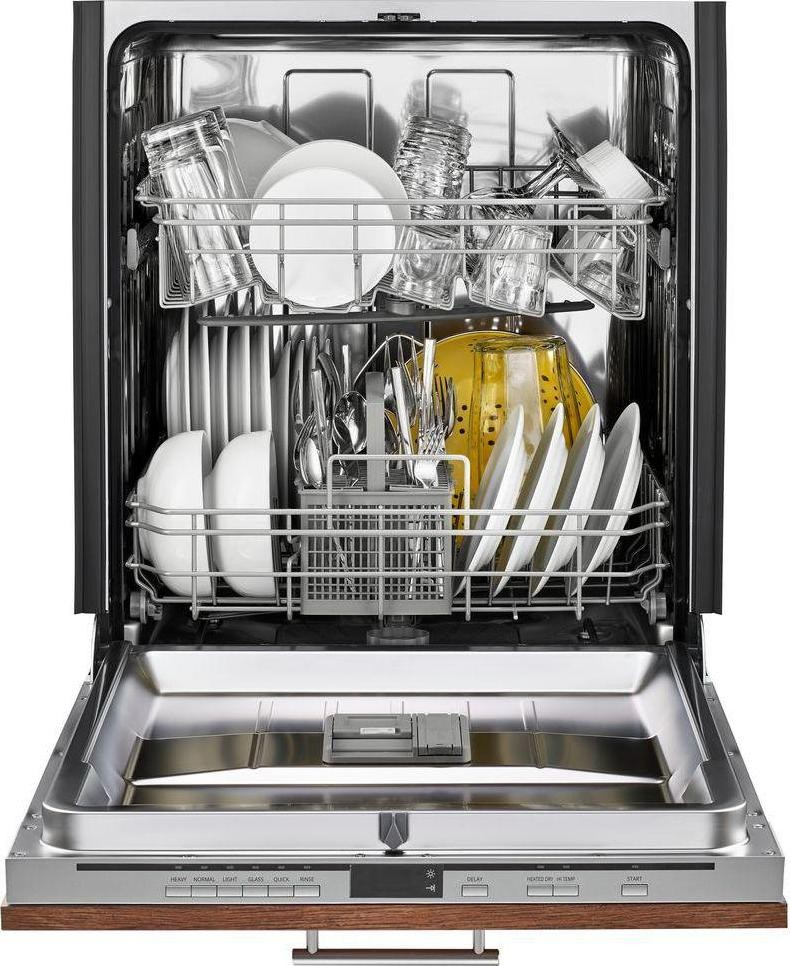 Udt555sahp whirlpool 24 dishwasher 49 db ada height - Dishwasher with stainless steel interior ...