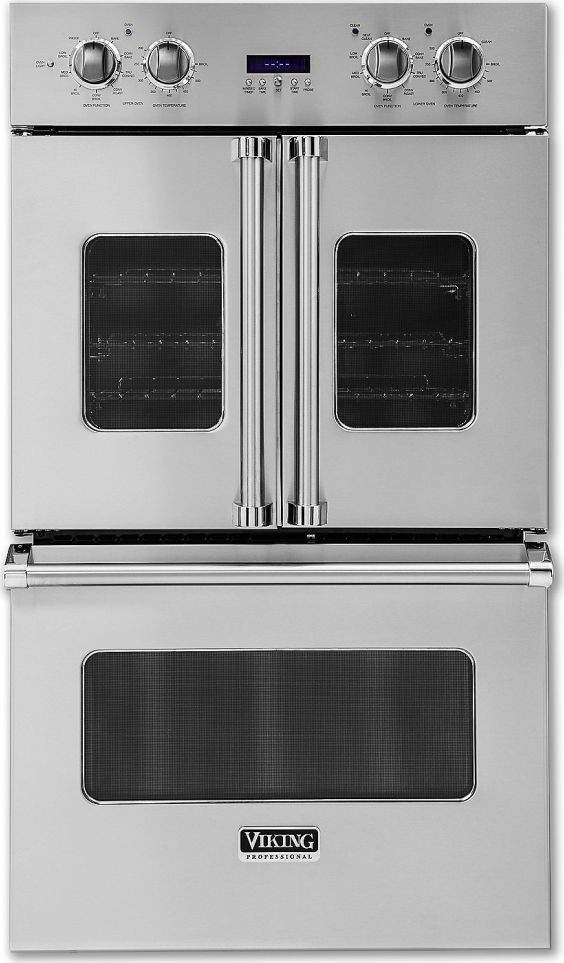 Vdof730ss Viking Professional 30 Quot French Door Double