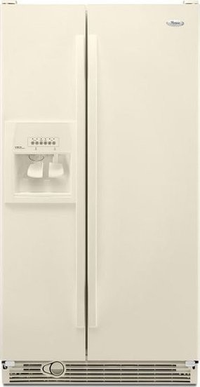Whirlpool Ed2khaxvt 21 8 Cu Ft Side By Side Refrigerator