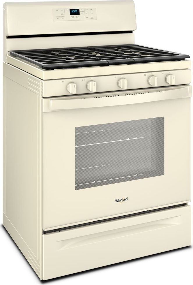 Wfg525s0ht Whirlpool 30 Quot Gas Range Self Clean Bisque