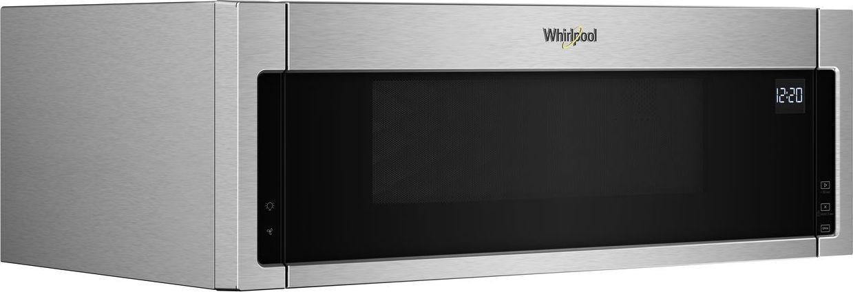 Wml55011hs Whirlpool 30 Quot Low Profile Microwave Vent