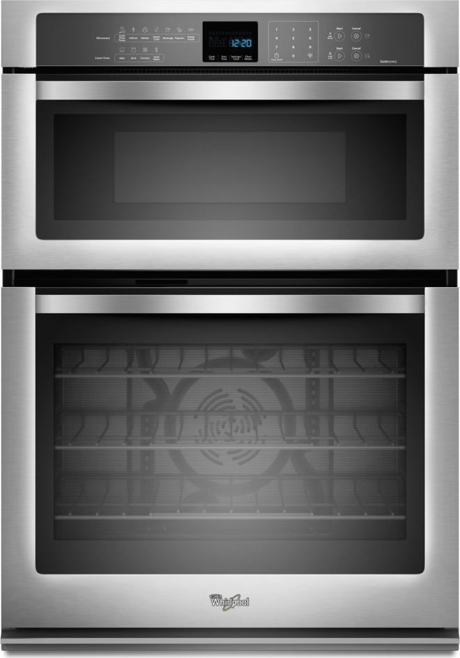Whirlpool Woc95ec0as 30 Quot Microwave Combination Wall Oven