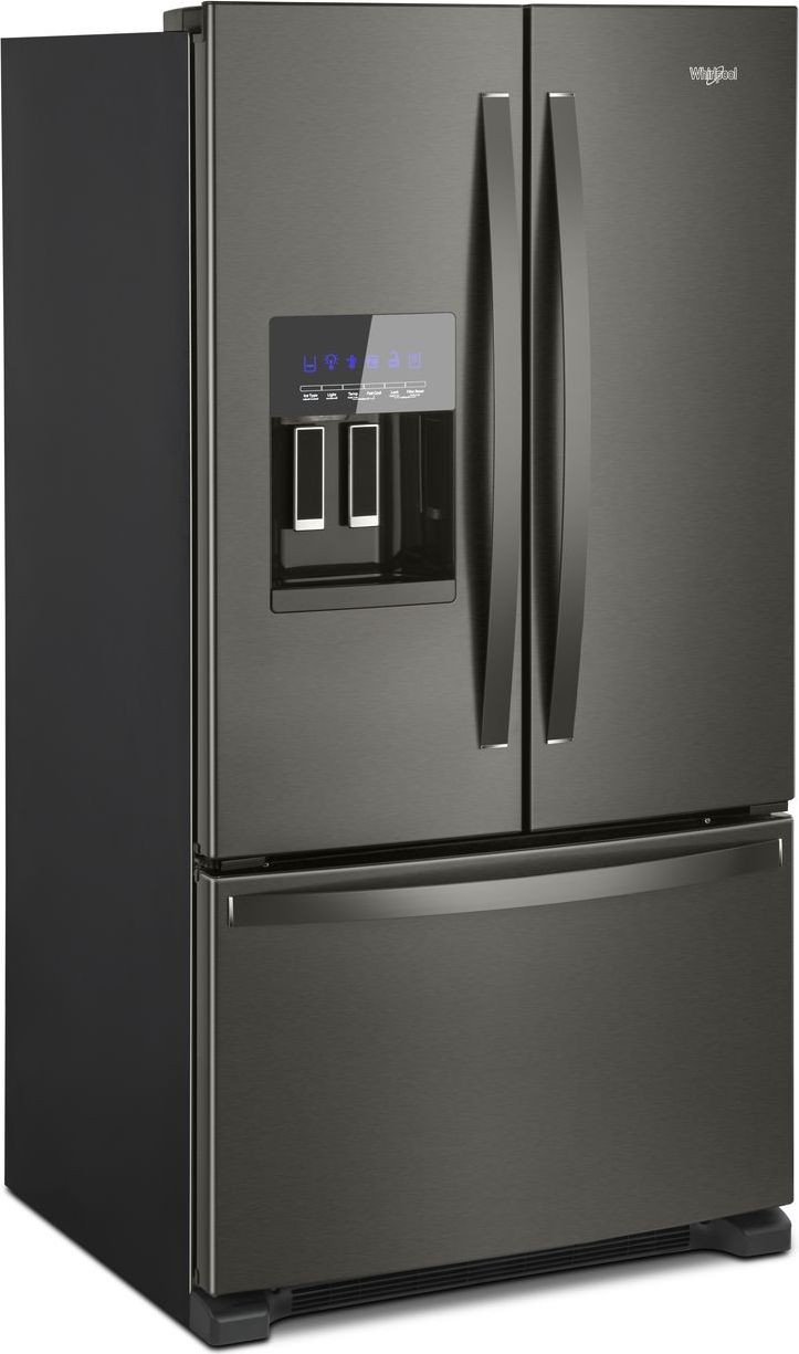 Wrf555sdhv Whirlpool 36 Quot 24 7 Cu Ft French Door