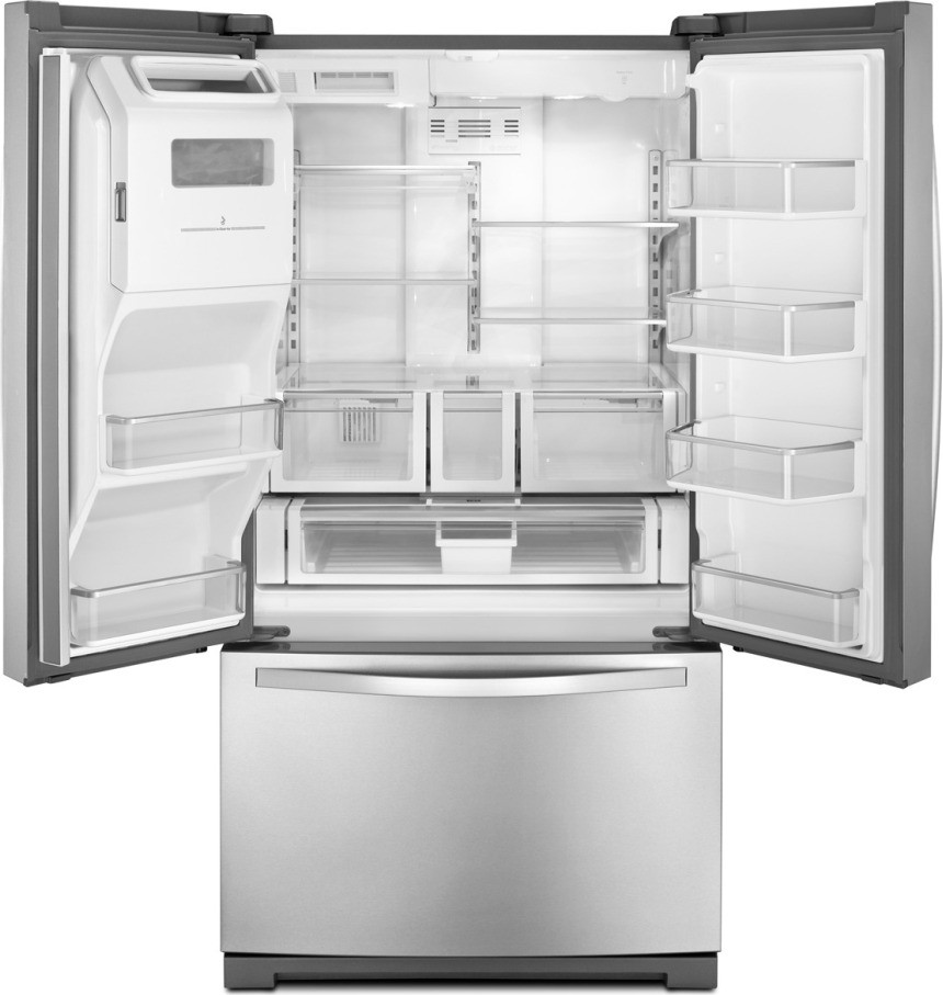 Whirlpool Wrf989sdab 29 Cu Ft French Door Refrigerator