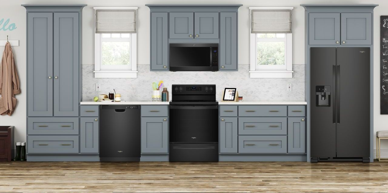 Wrs325sdhb Whirlpool 36 Quot 24 6 Cu Ft Side By Side
