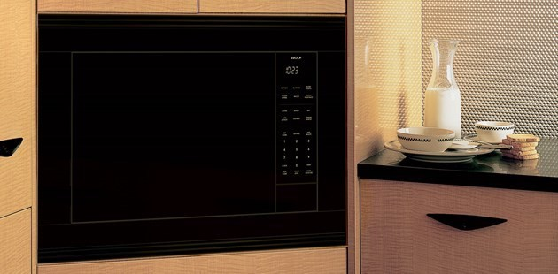 Wolf Ms24 Microwave Oven