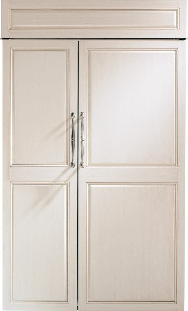 Kitchen Appliance Packages Nh Zis480nh Monogram 48 Quot Built In Side By  Side Refrigerator