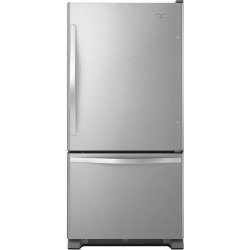 Whirlpool 4 Piece Appliance Package With Wrb322dmbm