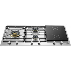 bertazzoni 36 segmented cooktop. Black Bedroom Furniture Sets. Home Design Ideas