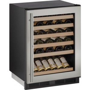 U 1224wcs 13b Line 24 Wine Captain 1000 Series Stainless Steel Frame W Lock