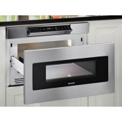 Kb6524ps Sharp 24 Quot Built In Microwave Drawer