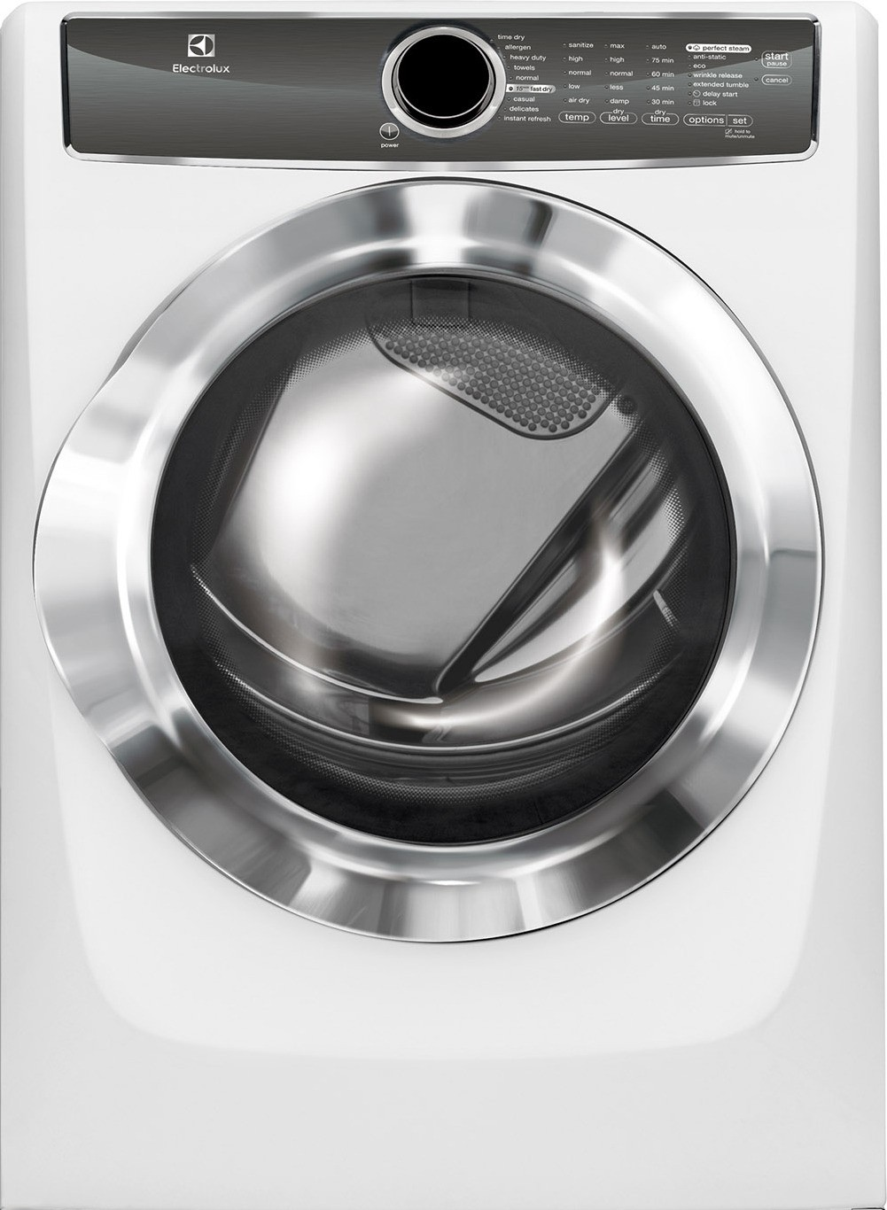 Electrolux Efls617siw Washer Amp Efme617siw Electric Dryer W