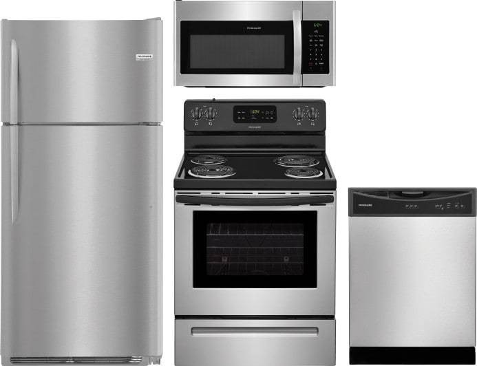 Fgtr1837tf Frigidaire Gallery 30 Quot 18 0 Cu Ft Top