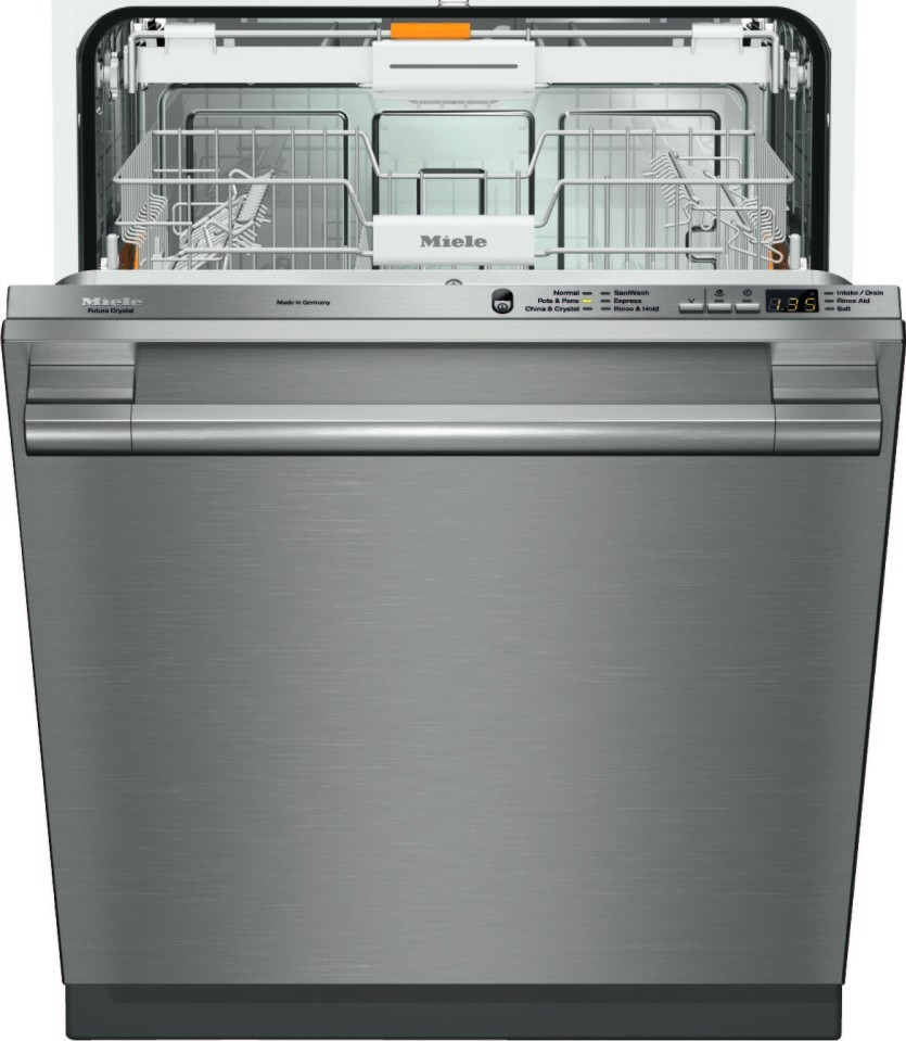 Miele Kitchen Package With Hr1934df Duel Fuel Range