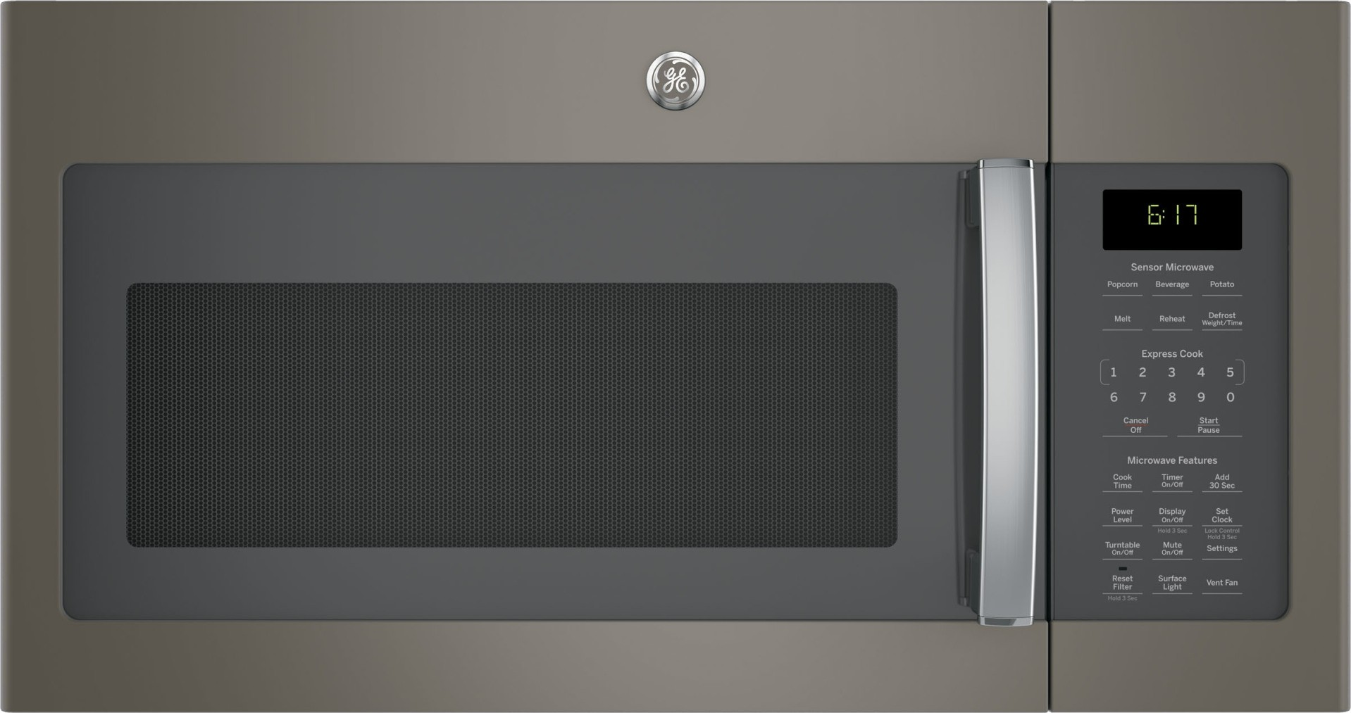 Ge Slate Package With Electric Range Gfe28gmkes