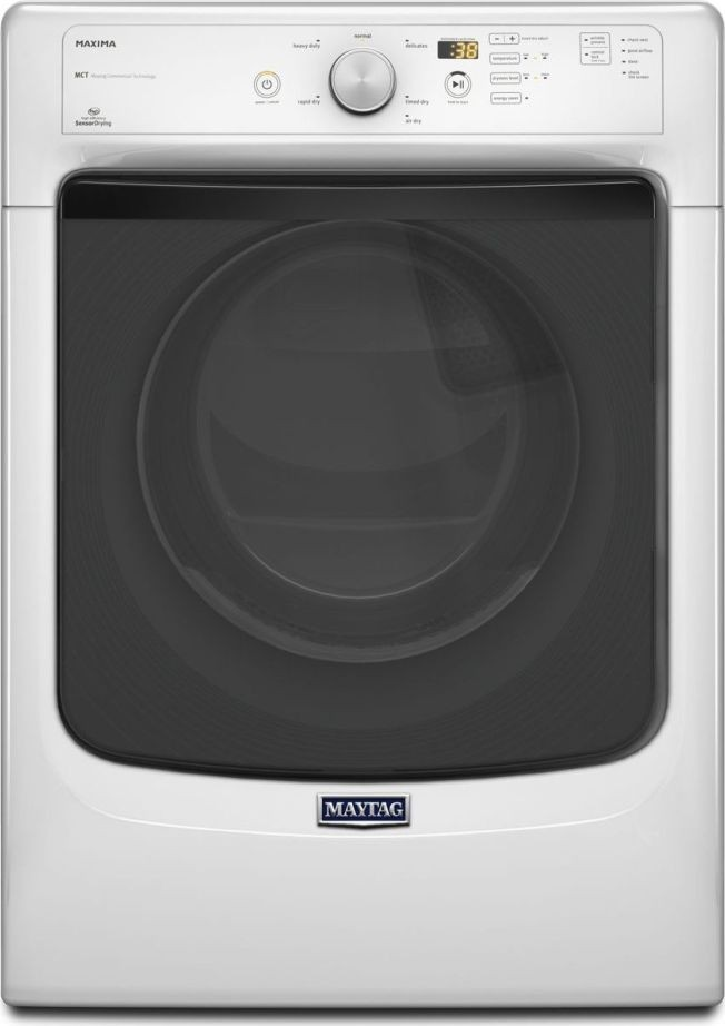 Maytag Mhw3100dw Front Load Washer Amp Med3100dw Electric