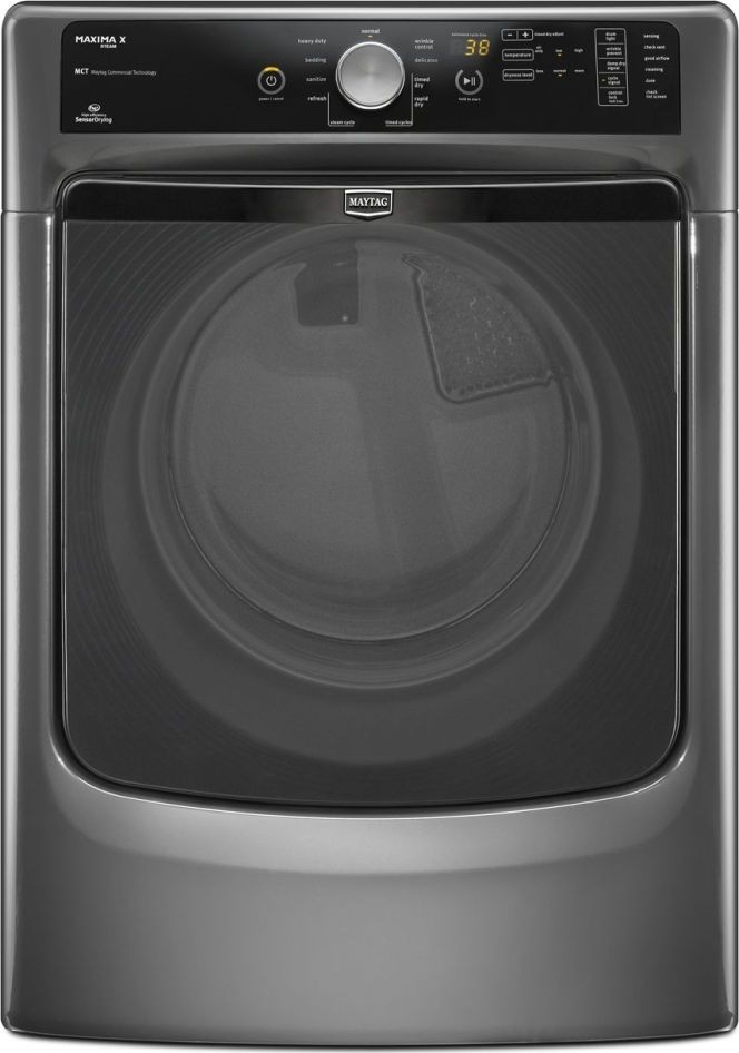 Maytag Mhw5100dc Front Load Washer Amp Med4200bg Electric
